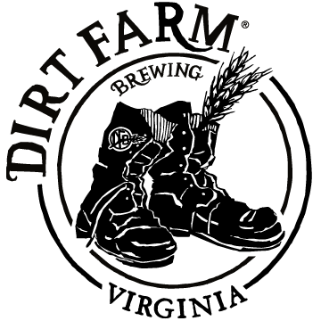 Dirt Farm Brewing Logo Loudoun County Virginia